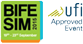 Bife Sim Romexpro 2015 Romanya Fuarı